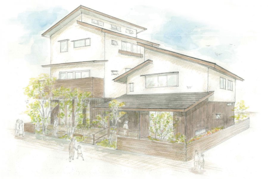 【TOKYO WOOD】東京都「木の香る多摩産材普及住宅事業」に採択