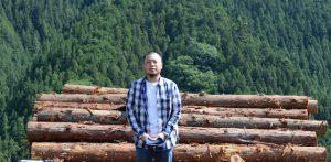 なぜ林業を選んだ?