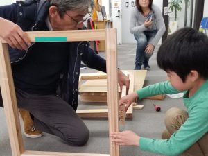 【イベント】6歳になったら机を作ろう! in 檜原村